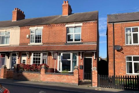 2 bedroom end of terrace house for sale - Victoria Street, Melton Mowbray