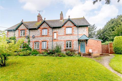 4 bedroom semi-detached house for sale - Longstock, Stockbridge, Hampshire, SO20