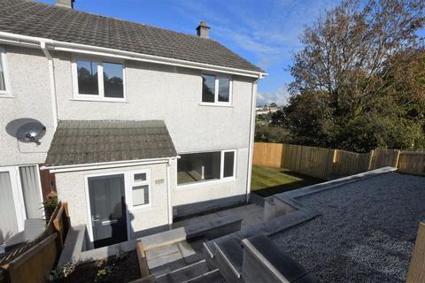 3 bedroom end of terrace house to rent - Spencer Gardens, Saltash