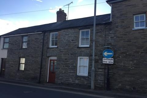 2 bedroom terraced house to rent - Feidrfair, Cardigan