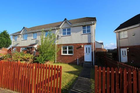 3 bedroom end of terrace house to rent - Vincent Court, Bellshill