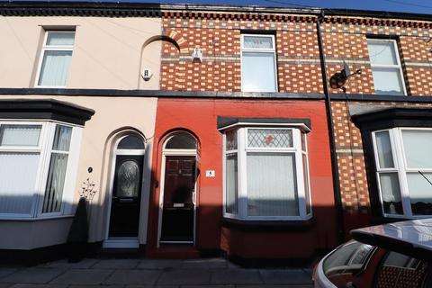 2 bedroom terraced house to rent - Carnarvon Road, Liverpool