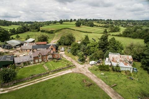 6 bedroom farm house for sale - Alders Farm, Fenny Bentley, Ashbourne