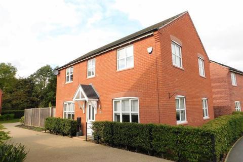 4 bedroom detached house for sale - Usbourne Way, Ibstock