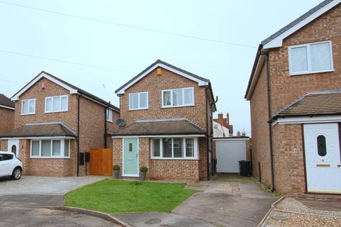3 bedroom detached house for sale - Fernbank Close, Crewe