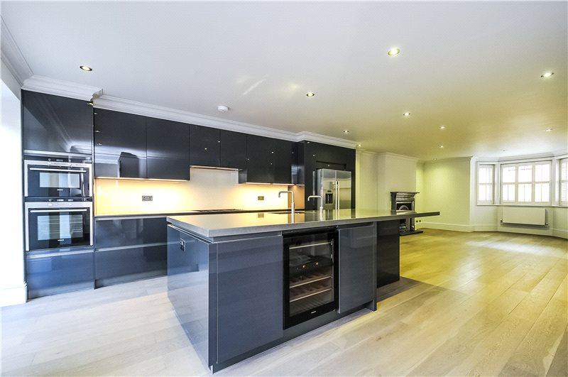 5 Bedrooms Semi Detached House for rent in Homefield Road, Wimbledon Village, London, SW19