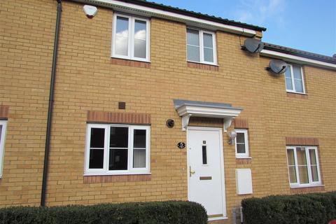 3 bedroom terraced house to rent - Peppercorn Way, Dunstable