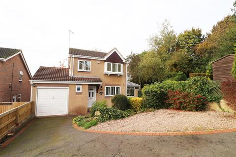 3 bedroom detached house for sale - Cromwell Road, Bolsover, Chesterfield
