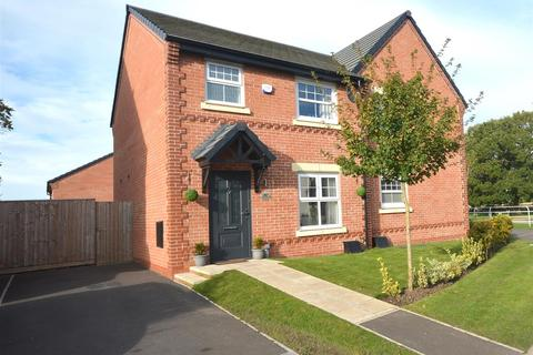 3 bedroom semi-detached house for sale - Elgan Crescent, Sandbach