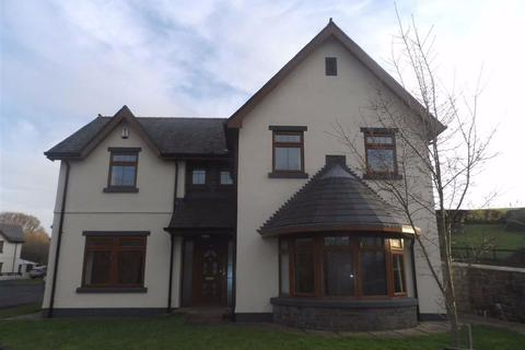 4 bedroom detached house for sale - Anchor Court, Penclawdd, Swansea