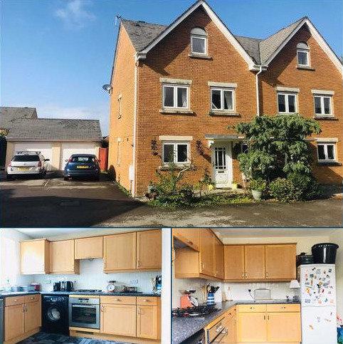 3 bedroom semi-detached house for sale - Heol Iscoed, Swansea, SA5