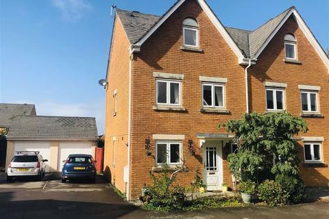 3 bedroom semi-detached house for sale - Heol Iscoed, Fforestfach, Swansea