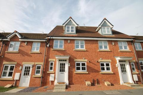 4 bedroom townhouse for sale - Robinson Grove, Crook