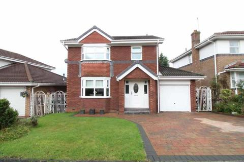 3 bedroom detached house for sale - Bracken Way, Crawcrook, Ryton