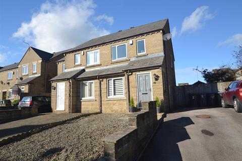 3 bedroom semi-detached house for sale - Alexandra Street, Queensbury, Bradford