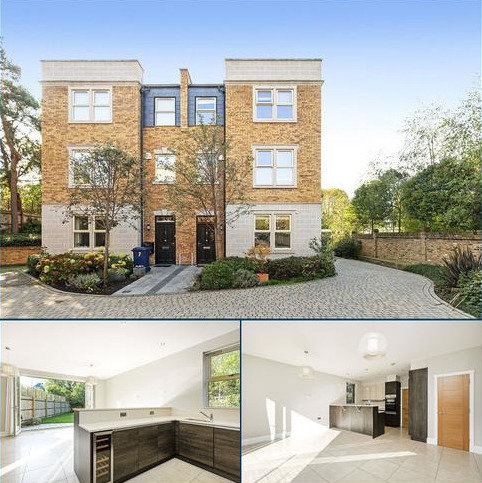 5 bedroom semi-detached house for sale - Hepburn Place, Acton, W3