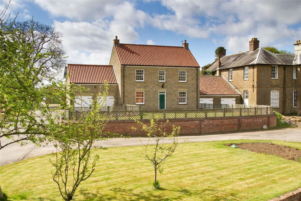 5 Bedrooms Detached House for sale in Terrington, York, YO60
