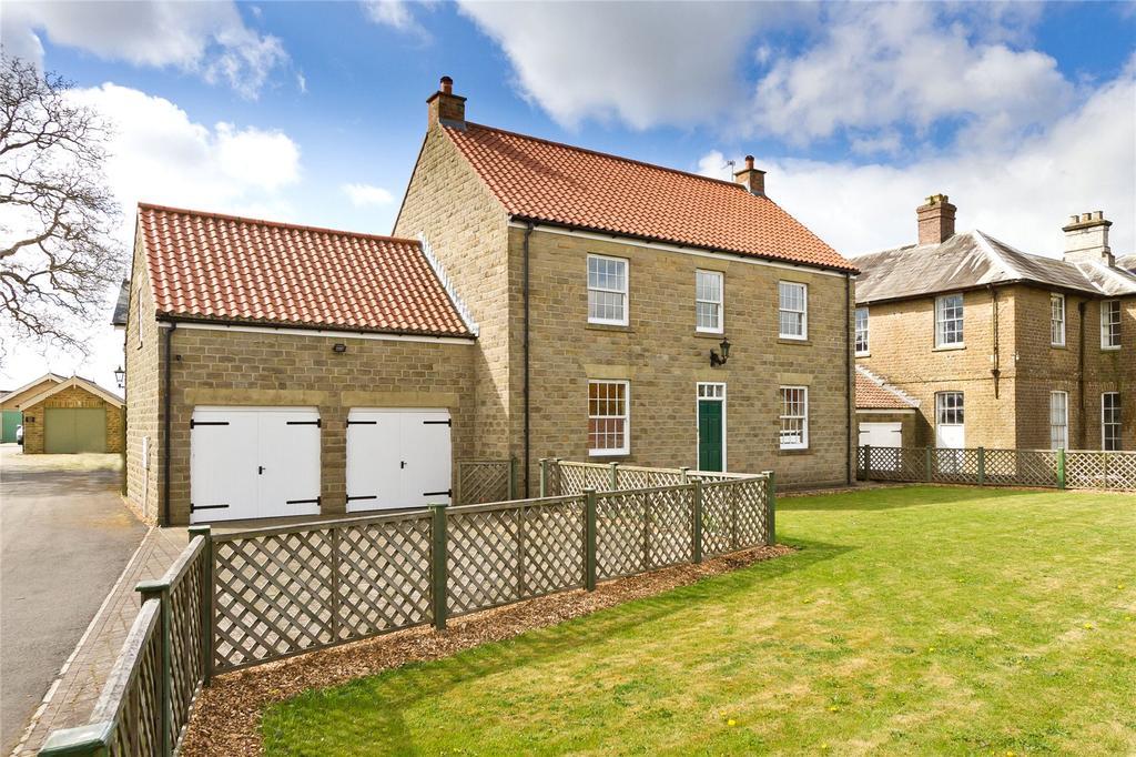 5 Bedrooms Detached House for sale in Terrington, York, YO60