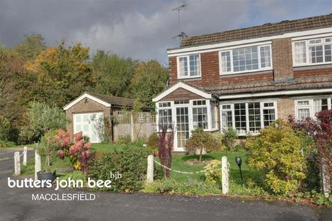 3 bedroom semi-detached house for sale - Malvern Drive Tytherington Macclesfield