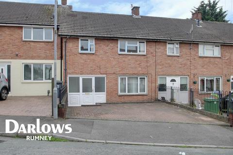 3 bedroom terraced house for sale - Bronte Close, Llanrumney, Cardiff