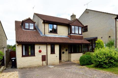 4 bedroom detached house for sale - St. Marys Rise, Writhlington, RADSTOCK, Somerset, BA3 3PD
