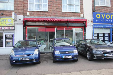 Retail property (out of town) to rent - Burnt Ash Hill, Lee, London SE12