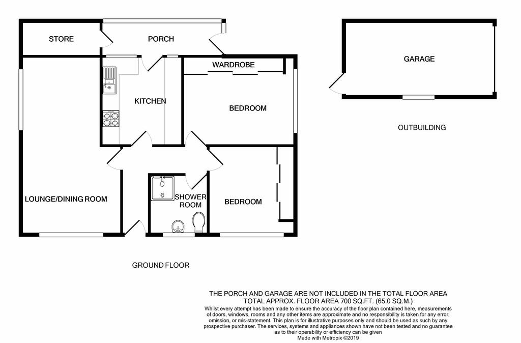 Floorplan: Floor plan