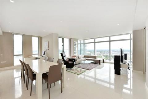 3 bedroom flat to rent - Pan Peninsula Square, London