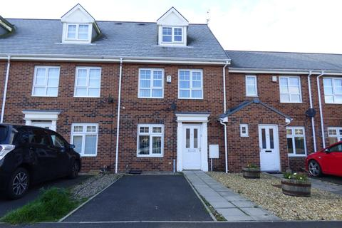 3 bedroom townhouse for sale - Laurel Heights, North Shields, Tyne and Wear, NE29 0FB