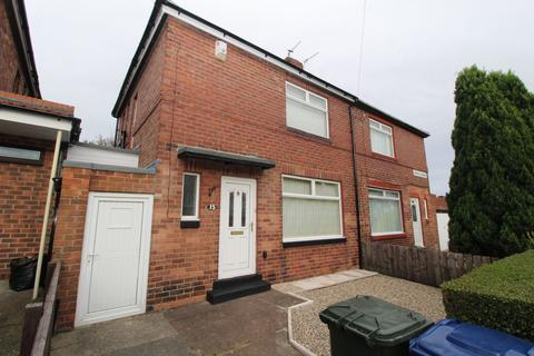 2 bedroom semi-detached house to rent - Oakfield Gardens, Newcastle upon Tyne, Tyne and Wear, NE15 6QU