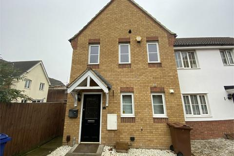 3 bedroom end of terrace house to rent - Hodges Close, Chafford Hundred, GRAYS, Essex