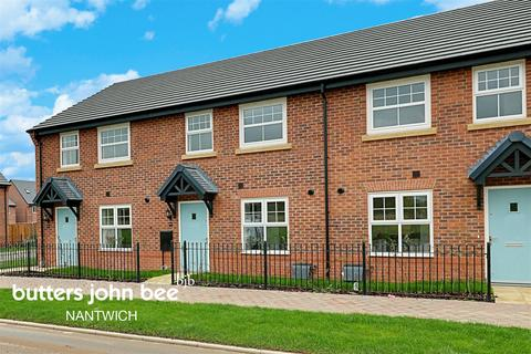 3 bedroom terraced house for sale - Reaseheath Way, Nantwich