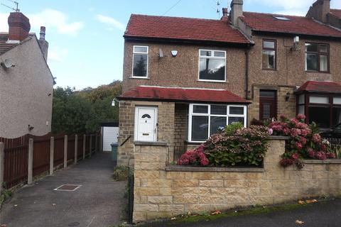 3 bedroom end of terrace house for sale - Wood Lane, Newsome, Huddersfield, HD4