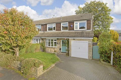 5 bedroom semi-detached house for sale - St Johns Avenue, Addingham