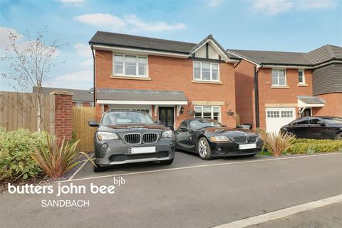 4 bedroom detached house for sale - Frank Keating Close