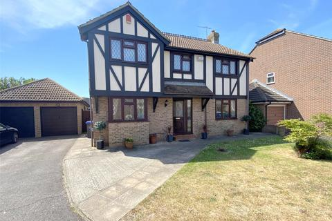 4 bedroom detached house for sale - St Marys Close, Sompting, West Sussex, BN15