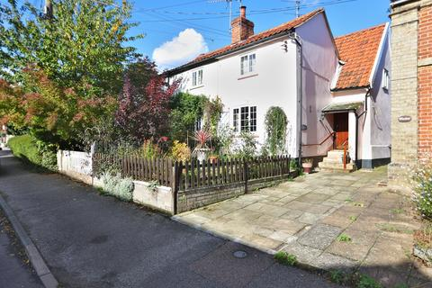 2 bedroom end of terrace house for sale - The Street, Monks Eleigh IP7  7AU
