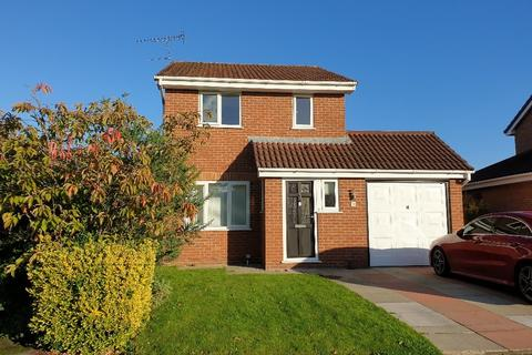 3 bedroom detached house to rent - Lambourn Drive, Leighton