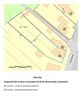 Land for sale - Histon Road, Cottenham