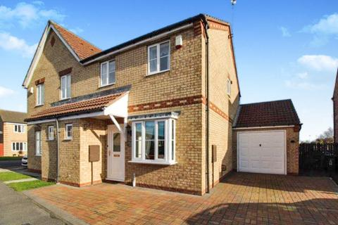 3 bedroom semi-detached house for sale - Melville Avenue, Blyth