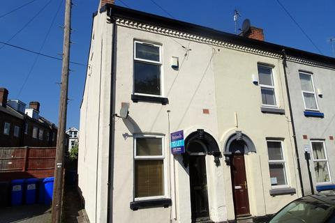 3 bedroom end of terrace house to rent - Langdon Street, Sheffield, S11 8BH