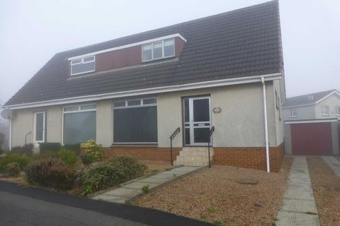 3 bedroom semi-detached house to rent - 16 Evershed Drive, Dunfermline  KY11 8RD