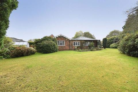 3 bedroom detached bungalow for sale - Mobberley Road, Knutsford
