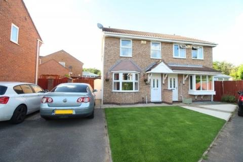 3 bedroom semi-detached house to rent - Cotswold Drive, Gonerby Hill Foot, Grantham