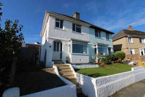 3 bedroom semi-detached house for sale - Redannick Crescent, Truro