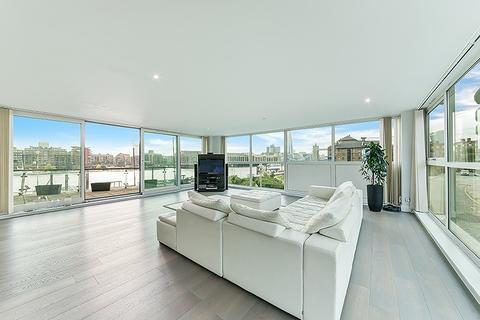3 bedroom flat to rent - Cinnabar Wharf West, Wapping High Street, London, E1W
