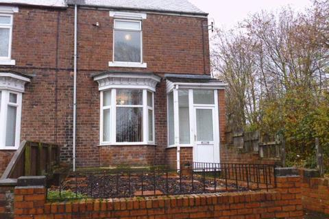 2 bedroom end of terrace house to rent - Greenfields Road, Bishop Auckland