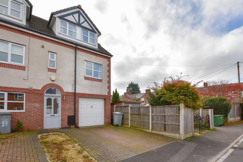 4 bedroom townhouse for sale - Greenbank Road, Sale, M33 5PL