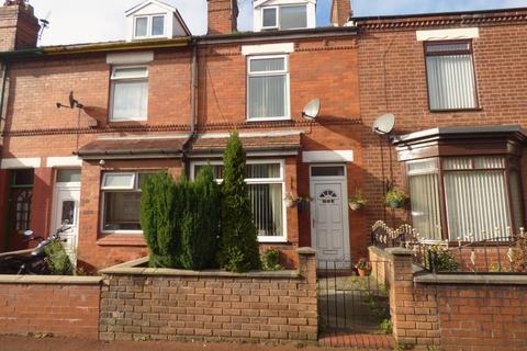 3 bedroom terraced house for sale - Wellfield Street, Warrington
