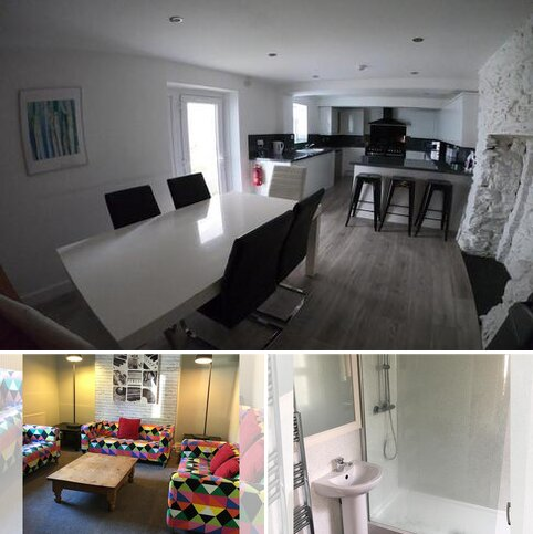 8 bedroom terraced house to rent - North Road East 19, Plymouth